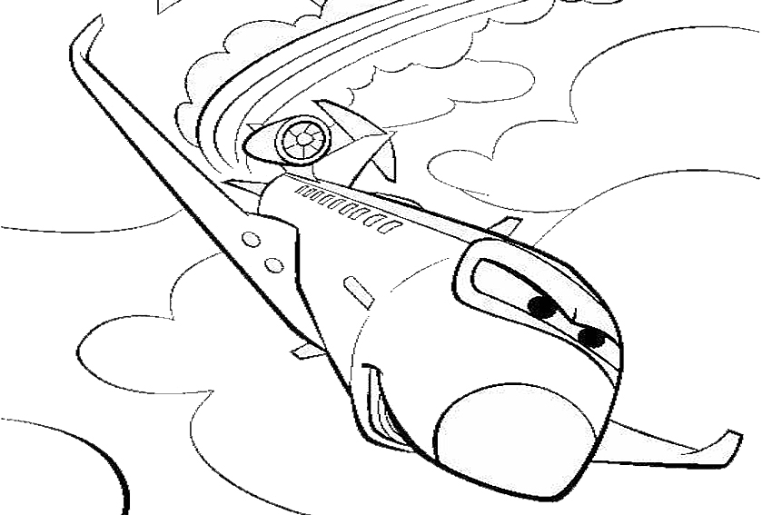 donald duck coloring pages - 3