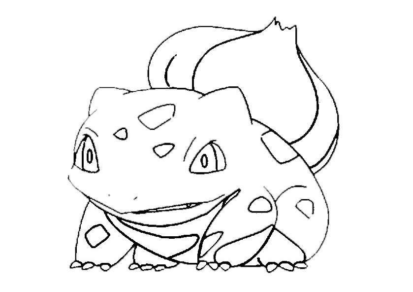 dora coloring pages - pokemon 13