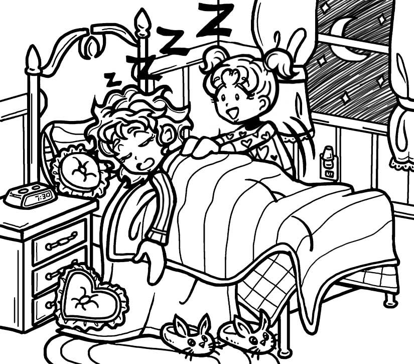 dork diaries coloring pages - q=dork diaries to print