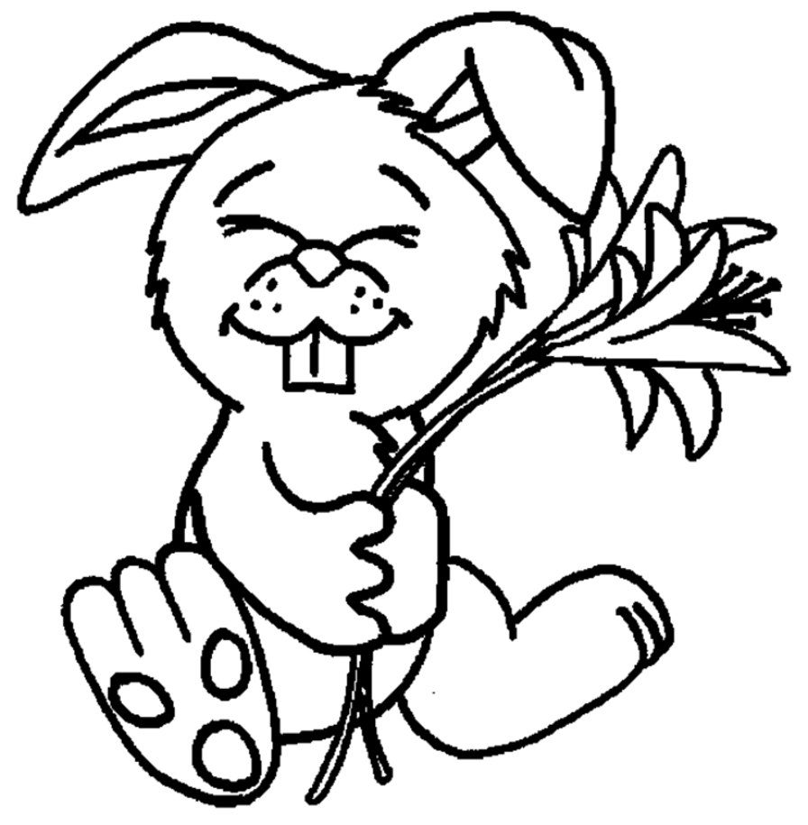 Downloadable Coloring Pages - Coloring Pages Printable Easter Coloring Pages