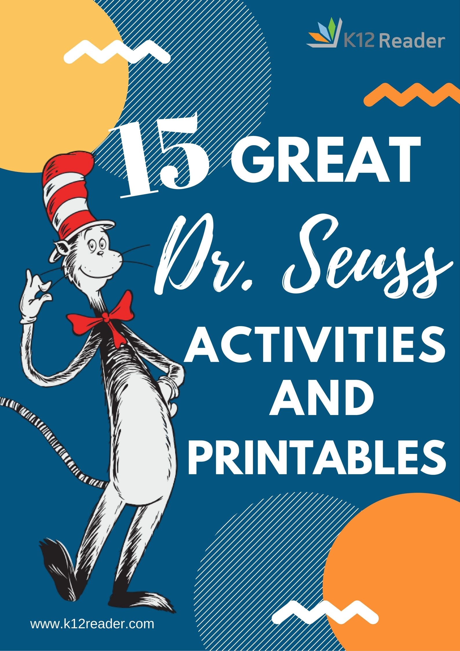 dr seuss coloring pages - 15 great dr seuss printables and activities for your classroom