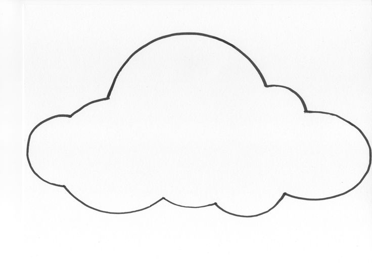 dr seuss coloring pages printable - cloud template