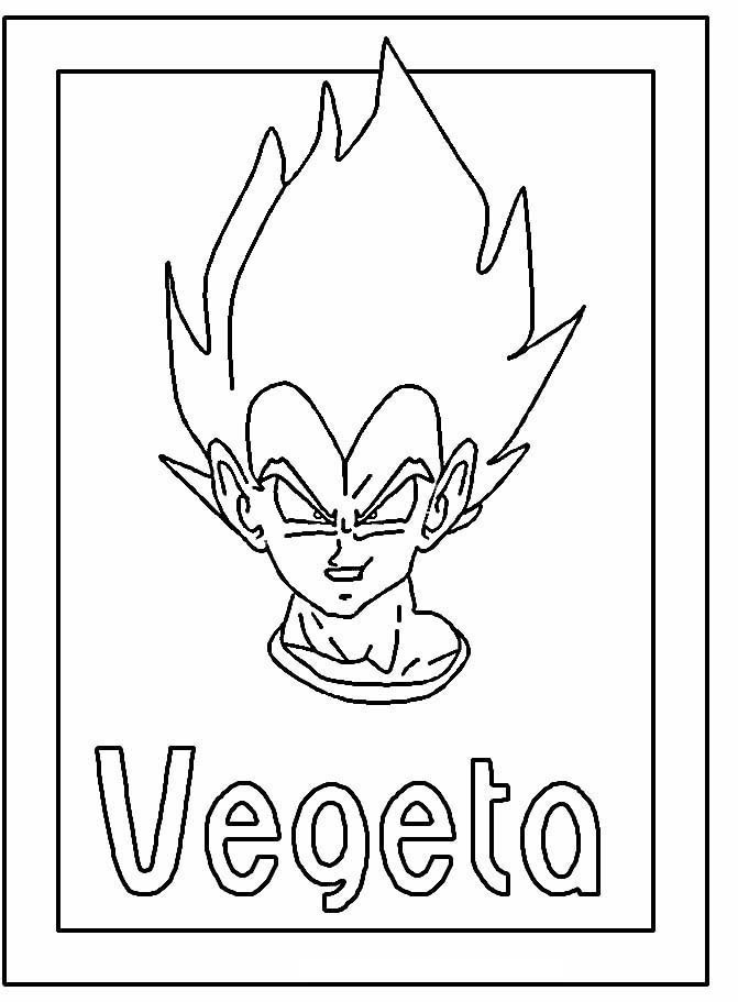 dragon ball coloring pages - dragonball20 JPG
