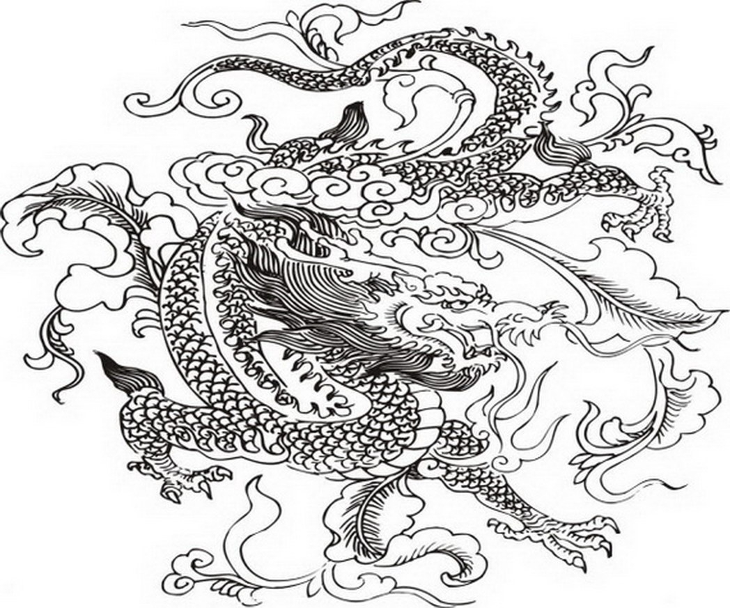 dragon coloring pages - coloring suite pages