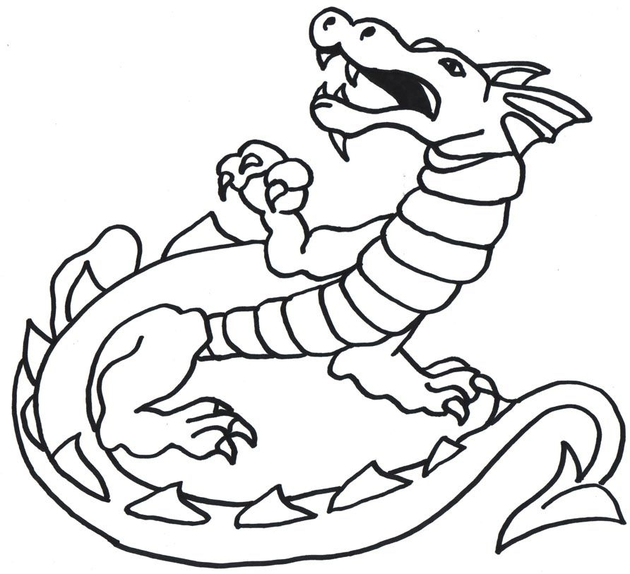 dragon coloring pages for adults - me val dragon coloring pages