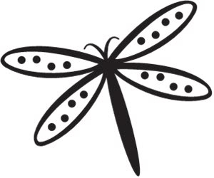 dragonfly coloring page - viewtopic f=36&t=4798