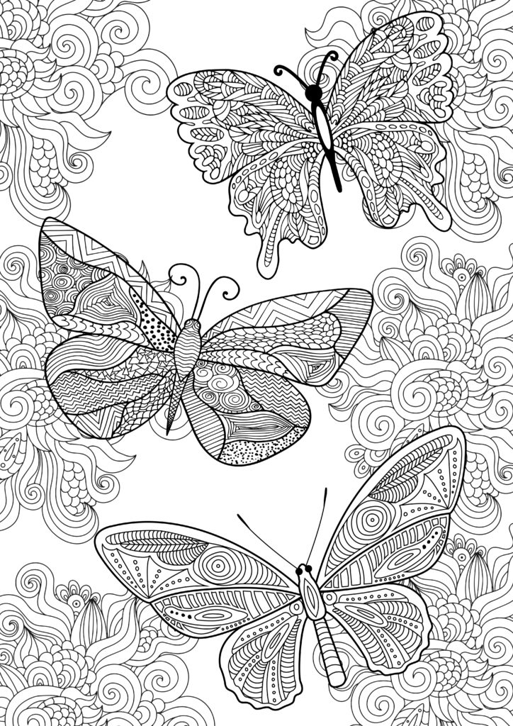 drake coloring pages -