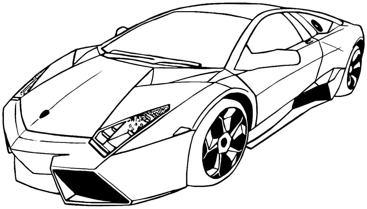 drawing coloring pages - drawing printable coloring pages of cars 59 on pictures with printable coloring pages of cars