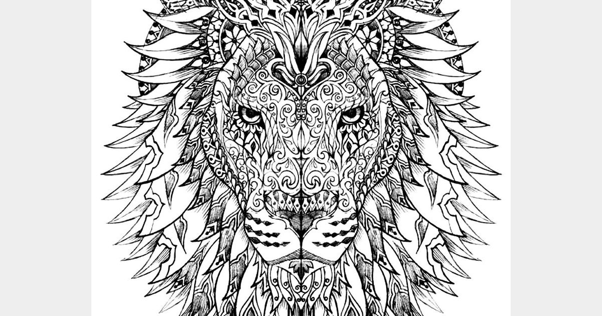 dream catcher coloring pages - 1