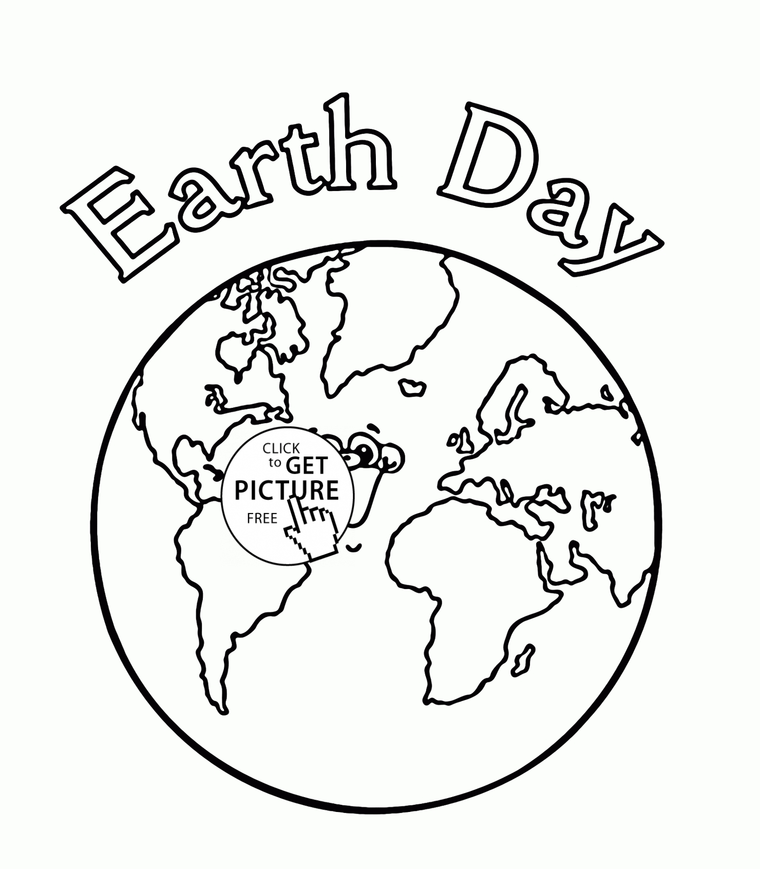 25 Earth Day Coloring Pages Pictures | FREE COLORING PAGES - Part 2