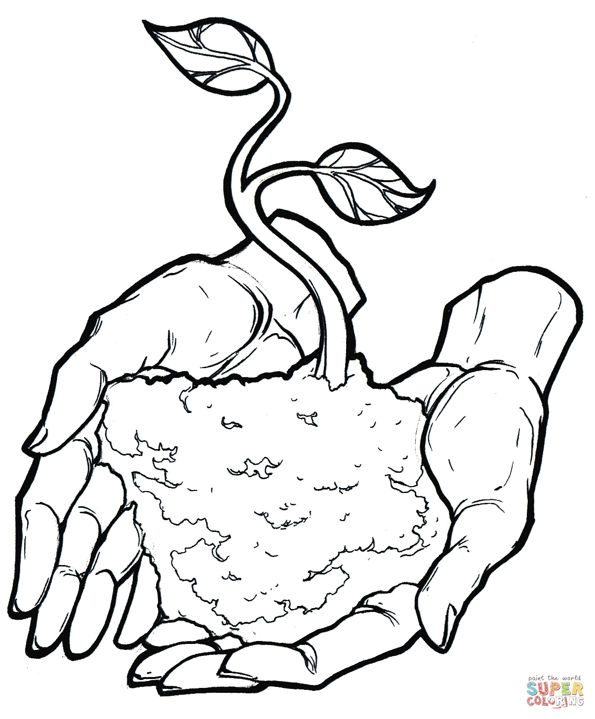 earth day coloring pages - happy earth day