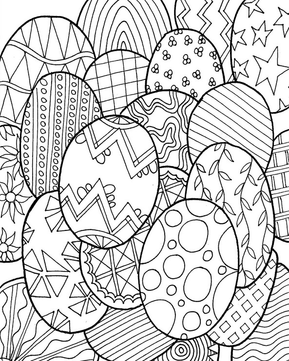 easter adult coloring pages - color v3 lang=en&theme id=625&theme=easter&image=coloriage adulte paques g 3