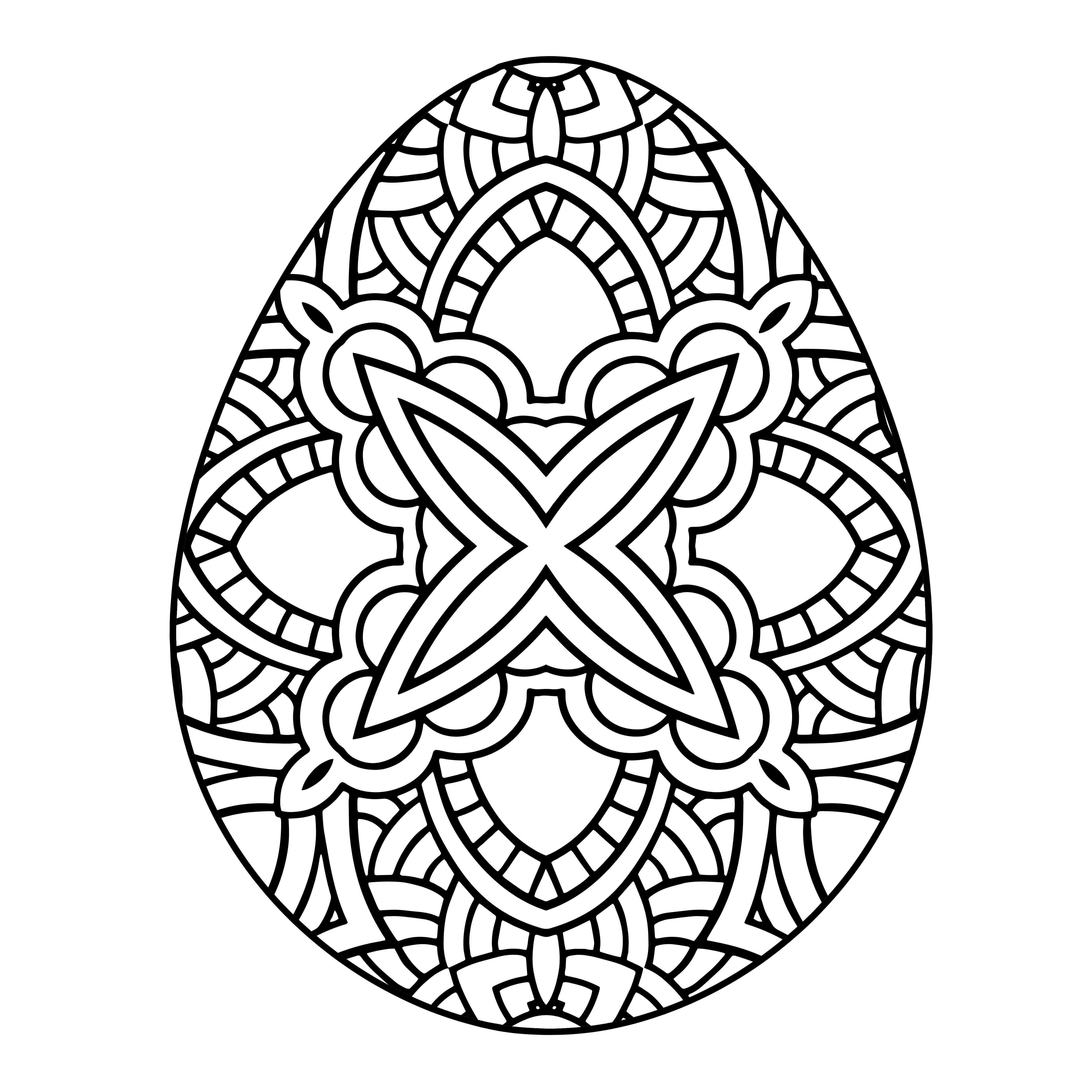 easter adult coloring pages - formalbeauteous easter coloring pages for adults