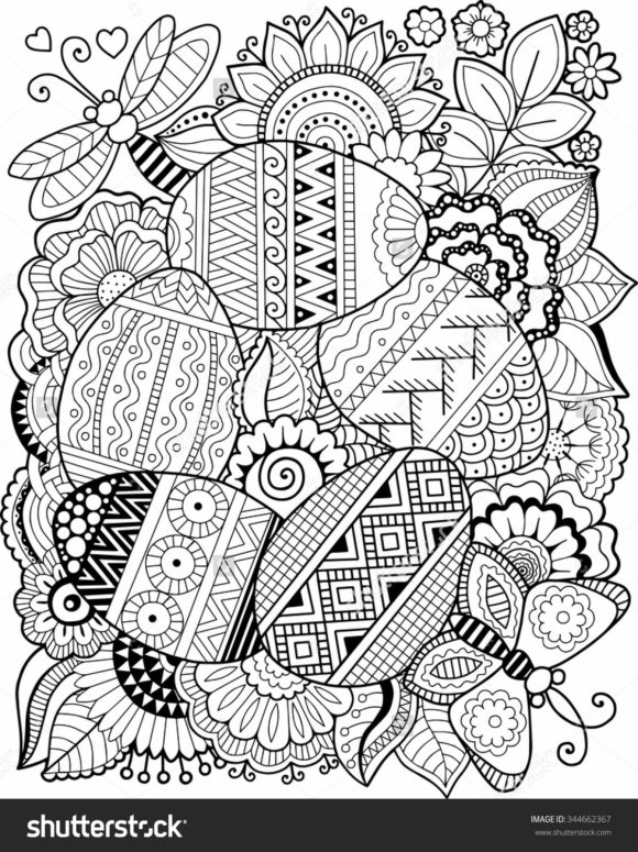 Easter Adult Coloring Pages - Coloring Pages formalbeauteous Easter Coloring Pages for