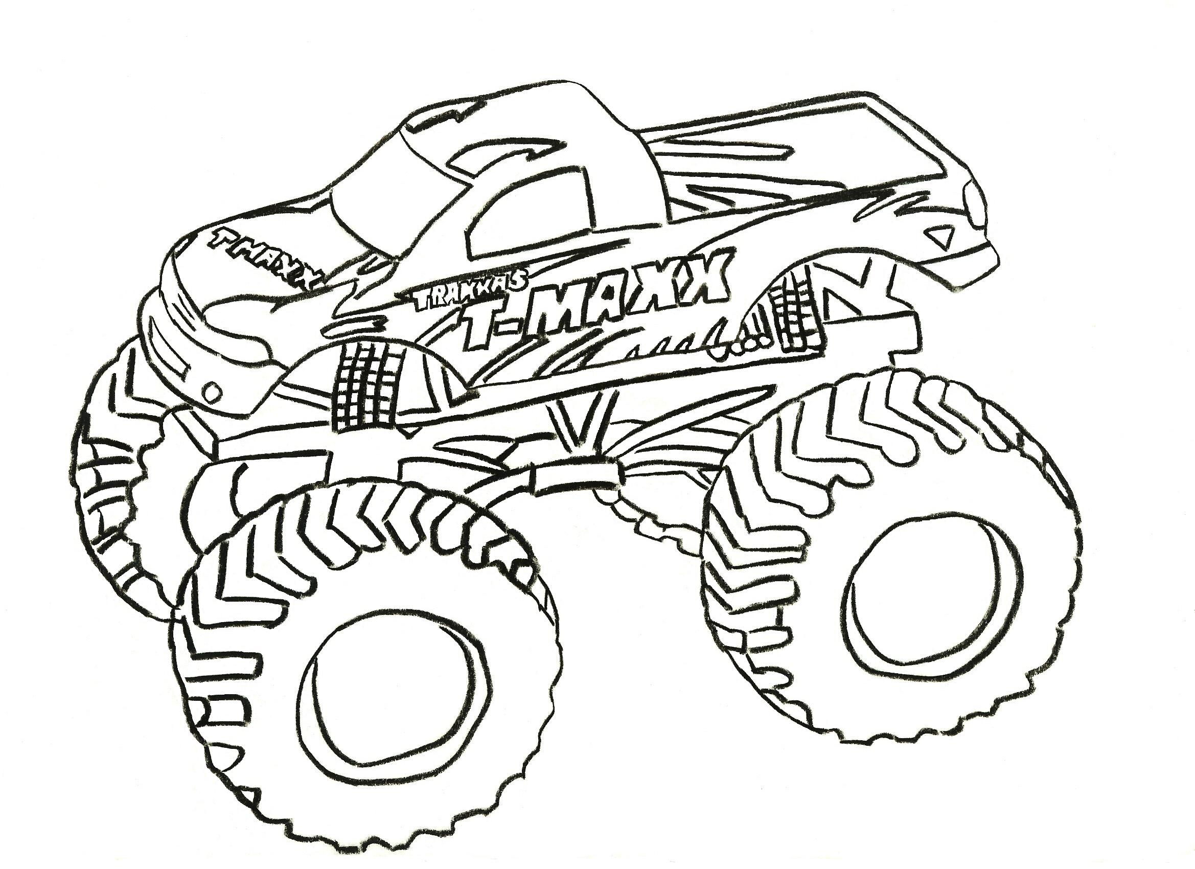 easter coloring pages to print - monster truck coloring pages letscoloringpages t maxx printable coloring pages