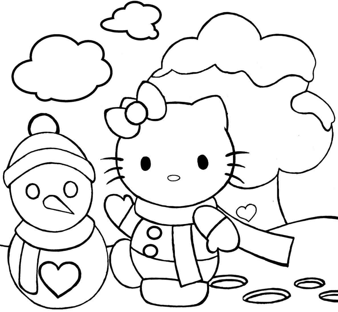 easy adult coloring pages - celeting christmas coloring pages printable