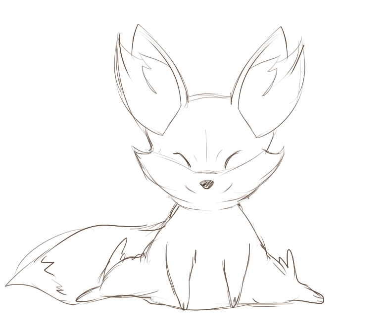 eevee coloring pages - pokemony rysunki