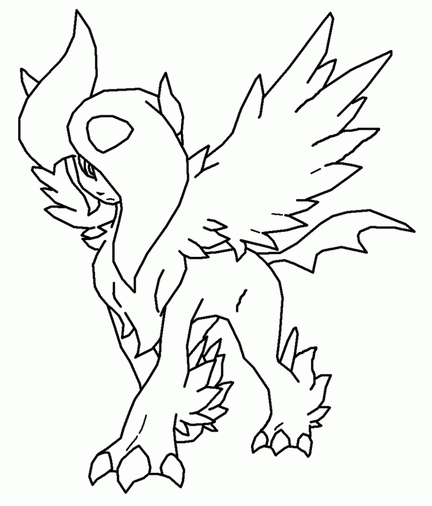 eevee evolutions coloring pages - pokemon coloring pages eevee evolutions