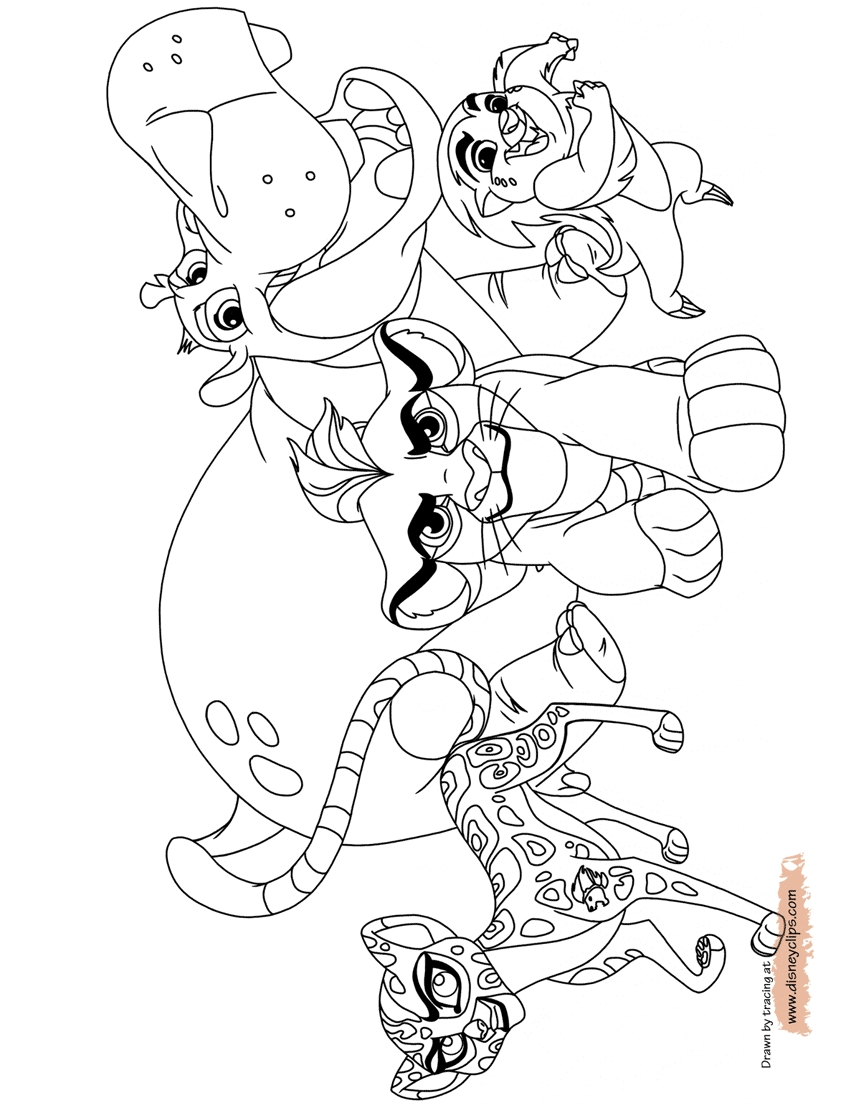 elena of avalor coloring pages - lionguardcoloring