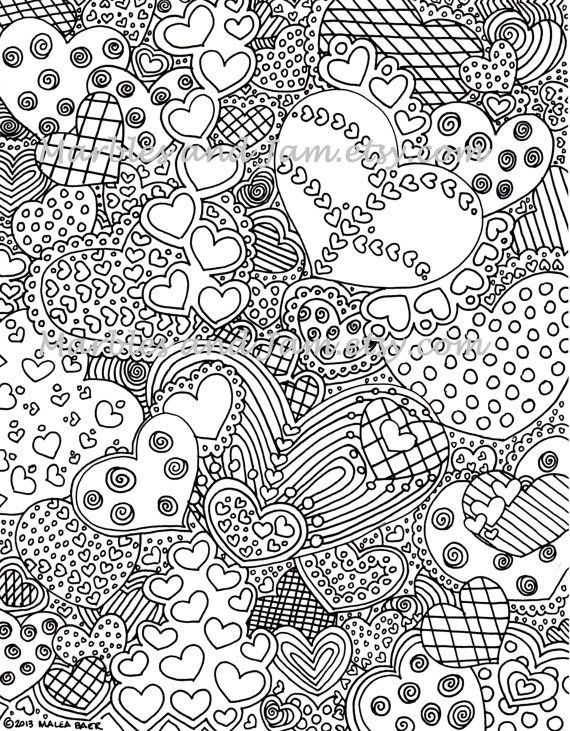 elephant adult coloring pages - christmas coloring pages difficult printable