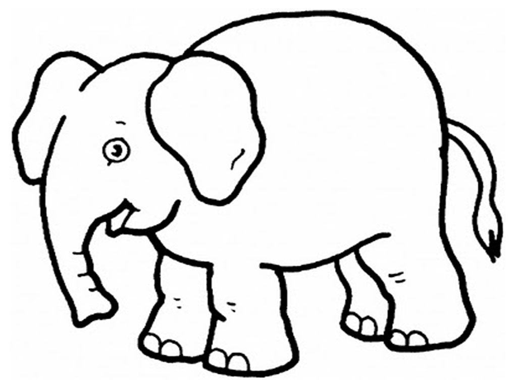 elephant coloring pages - elephants coloring pages realistic
