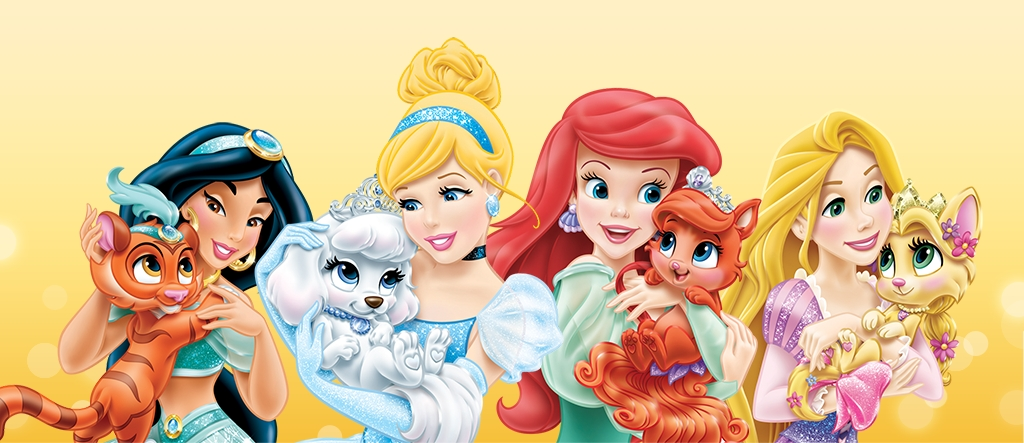 Elsa and Anna Coloring Pages - Disney Princess Disney Palace Pets
