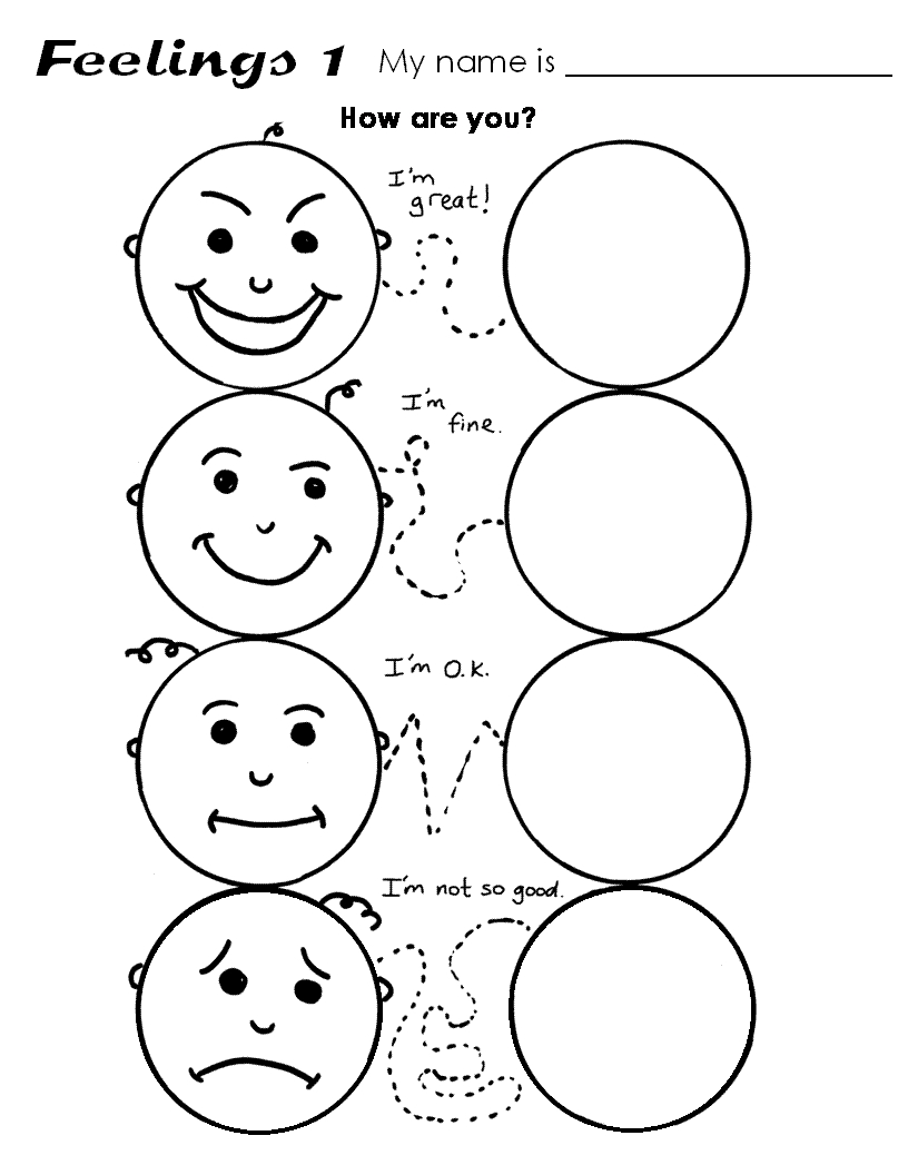 emotions coloring pages - r=emotion