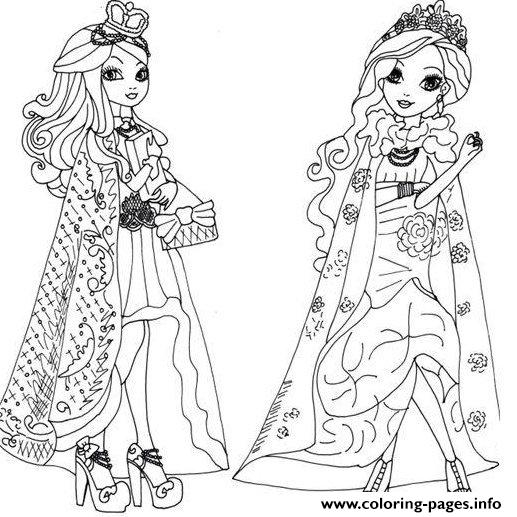 28 Ever after High Coloring Pages Selection | FREE COLORING PAGES ...