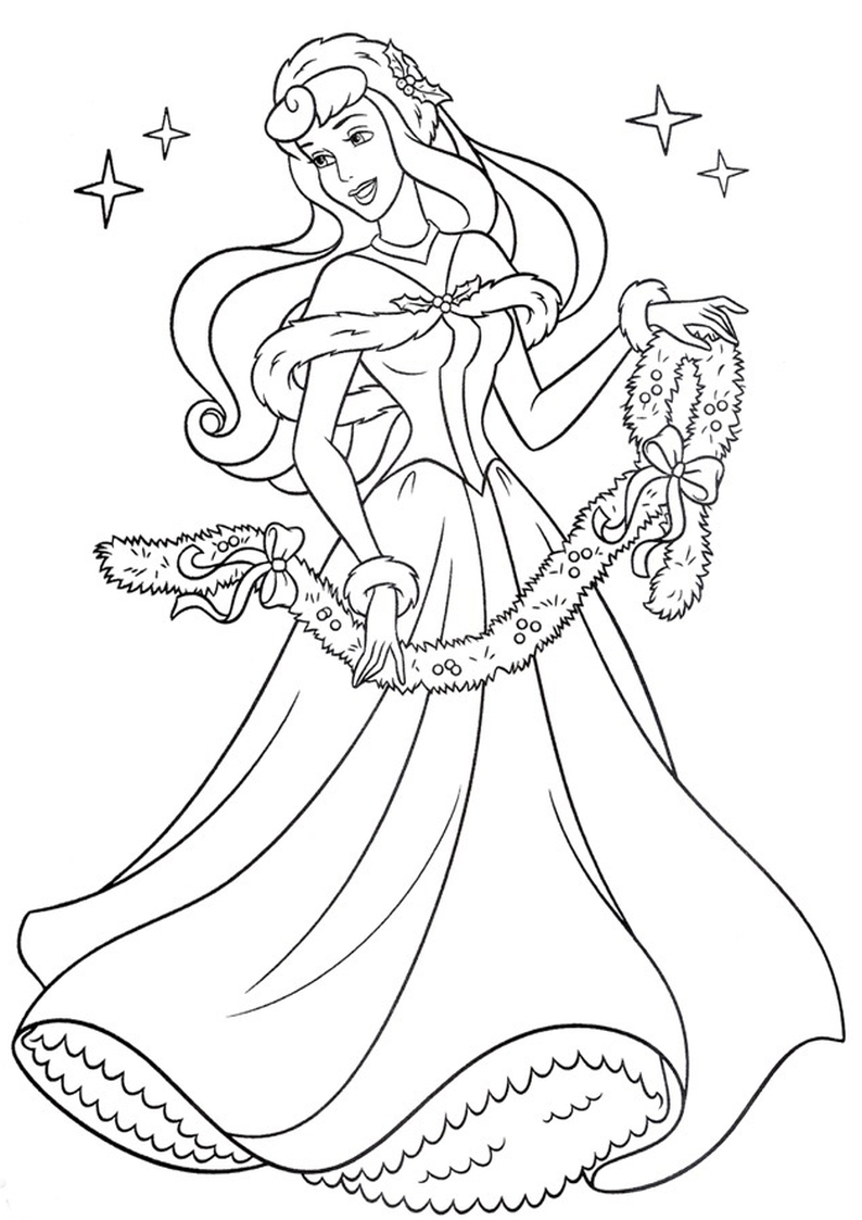 27 Fairy Princess Coloring Pages Collections | FREE COLORING PAGES