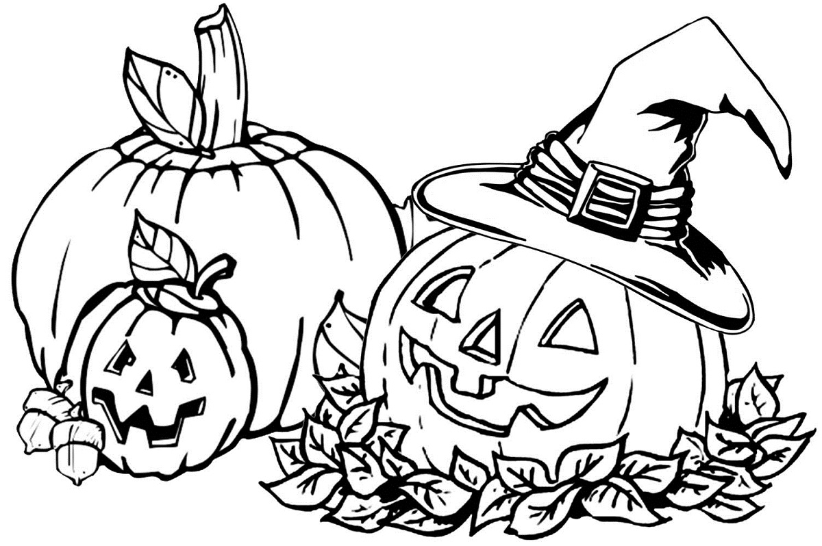 fall coloring pages - adorable fall coloring pages for children