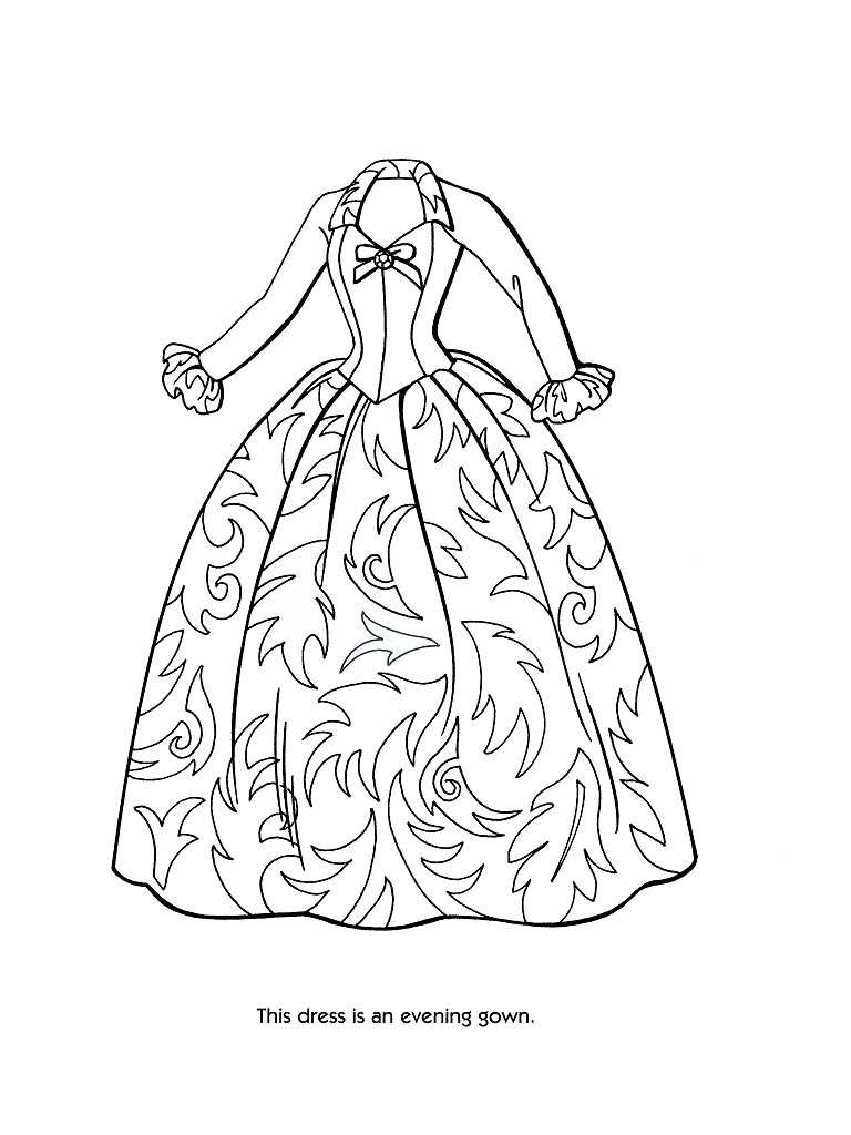 fancy nancy coloring pages -