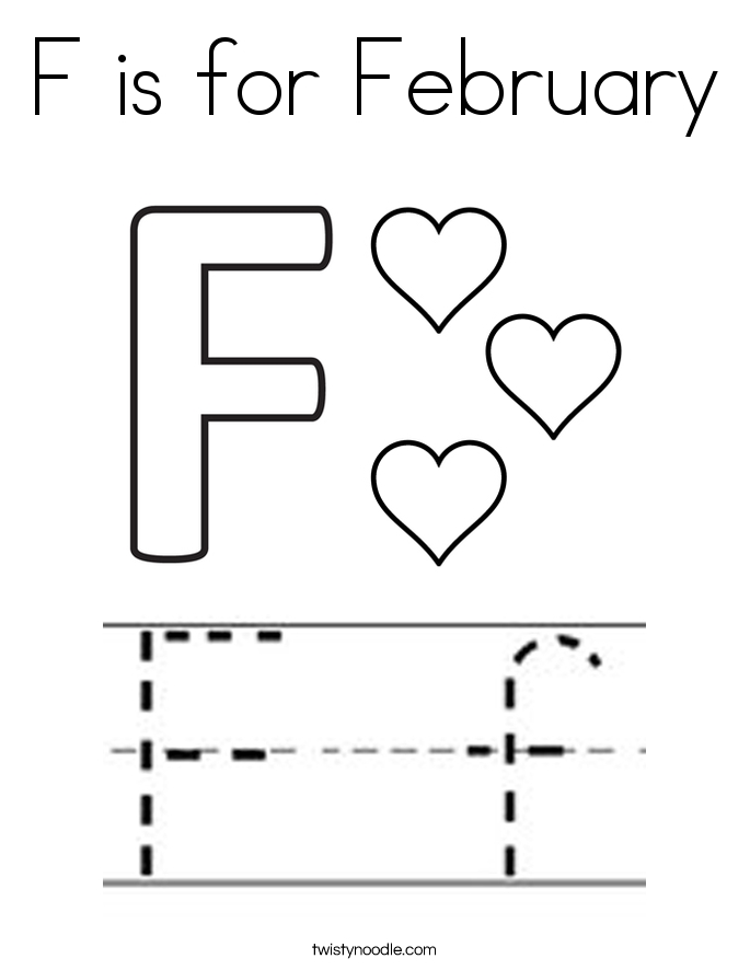 25 February Coloring Pages Images   FREE COLORING PAGES - Part 2