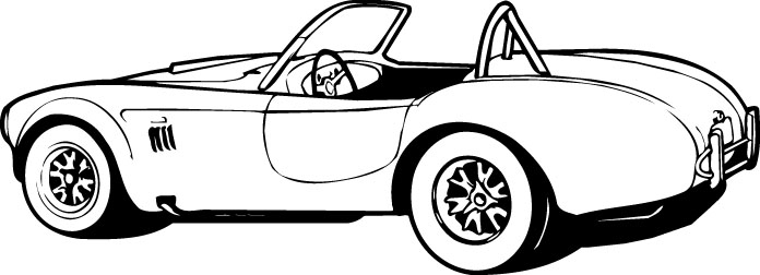 feminist coloring pages - 57 chevy clip art