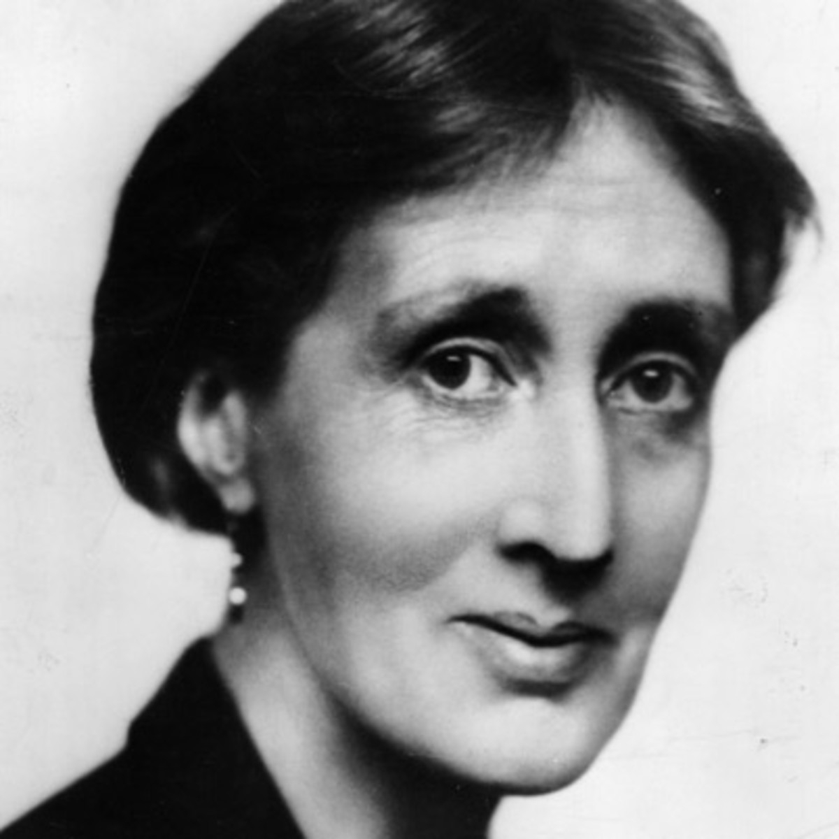 feminist coloring pages - virginia woolf