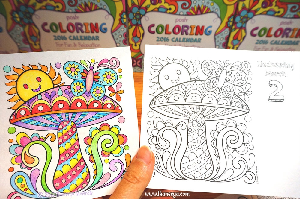 25 Finished Coloring Pages For Adults Pictures Free Coloring Pages