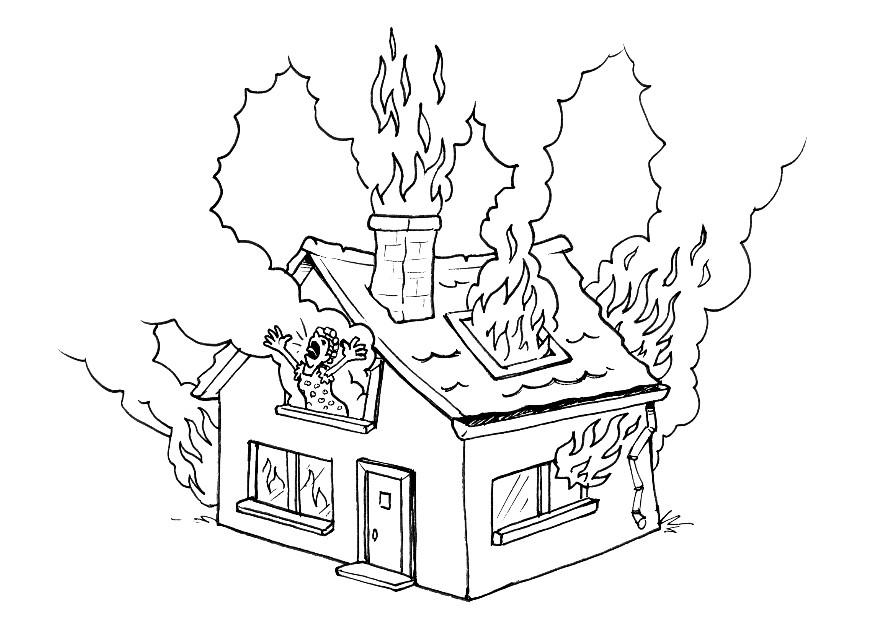 fire coloring pages - album=coloring fire