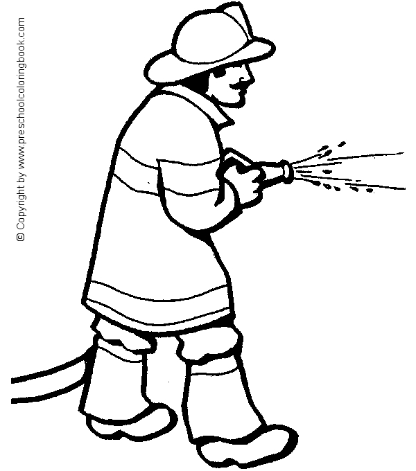 fire safety coloring pages - cpfire21tml