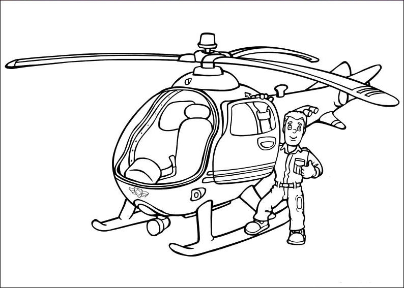 fireman sam coloring pages - q=penny fireman sam