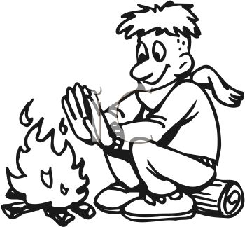fireplace coloring page - 0511 1210 1917 0847