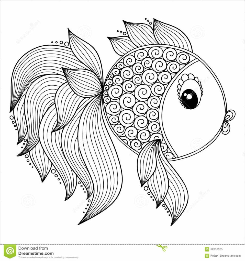 fish coloring pages for adults - animal interesting fish coloring pages for adults with coloring fish coloring pages for adults free fish coloring pages for adults