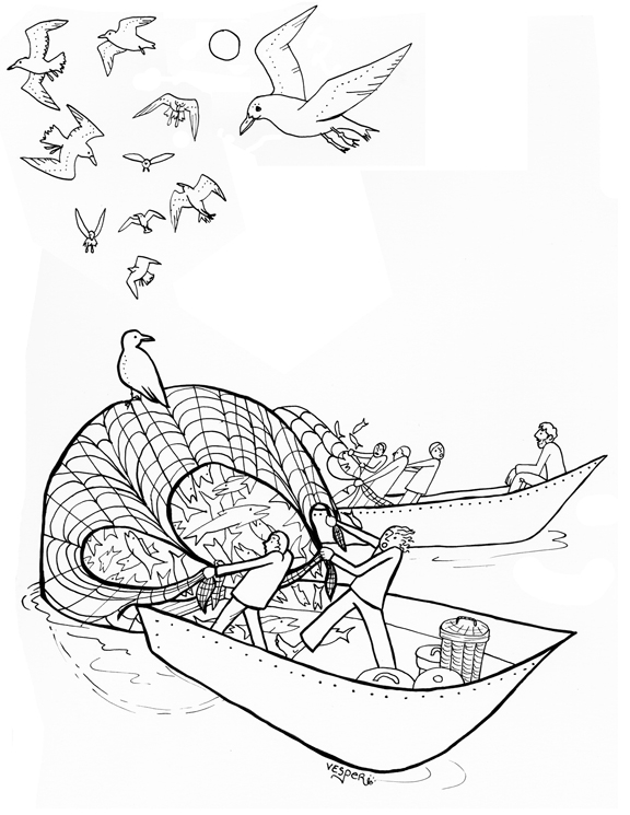 28 Fishers Of Men Coloring Page Images   FREE COLORING PAGES ...