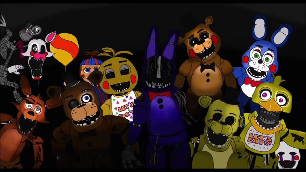 Coloring Pages Roblox : 24 five nights at freddy's coloring pages pictures free coloring