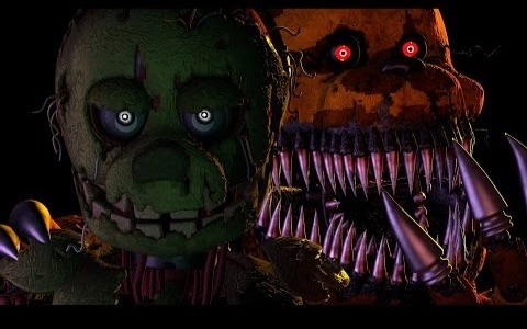 five nights at freddy's coloring pages to print - video