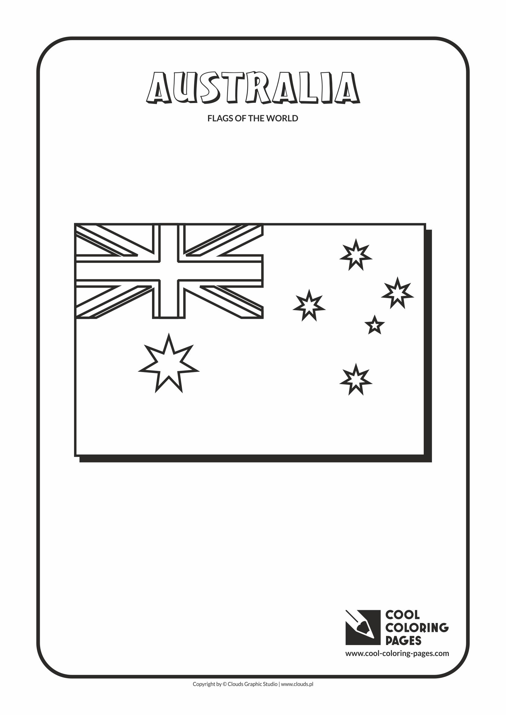 flags of the world coloring pages - flags of the world