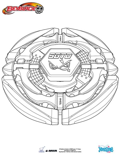 flame coloring page - coloriage beyblade coloriage flame sagittario
