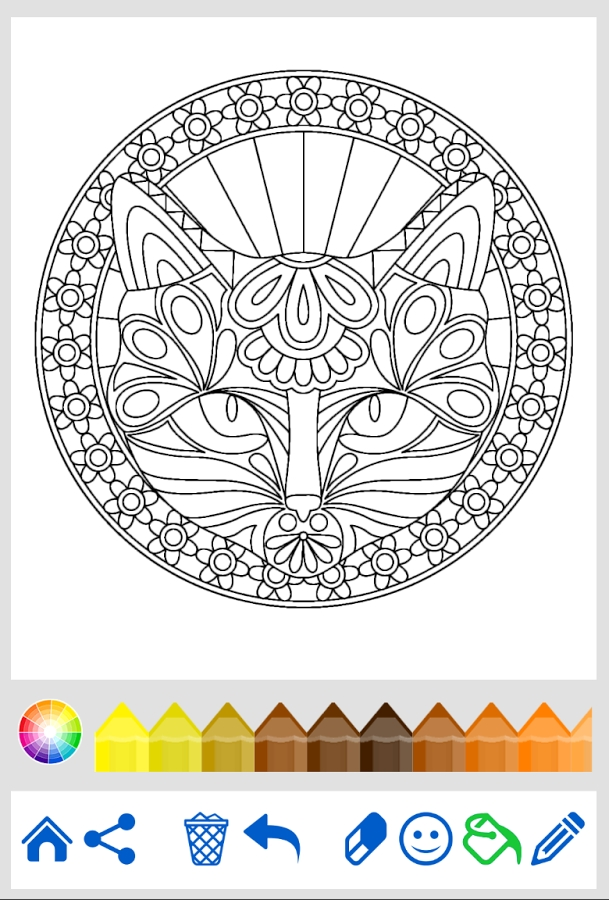 flower adult coloring pages - details id= lortimeimalmandala&hl=de