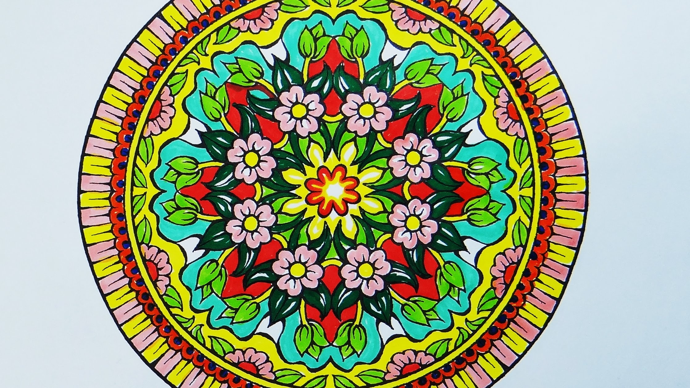 flower garden coloring pages - watch v=azUeViCCWvc