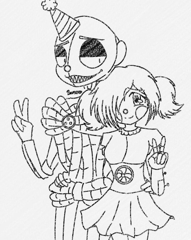 21 Fnaf Coloring Pages Printable FREE COLORING PAGES Part 3