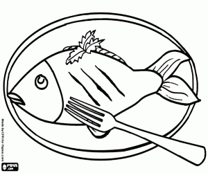 food coloring pages - food coloring pages