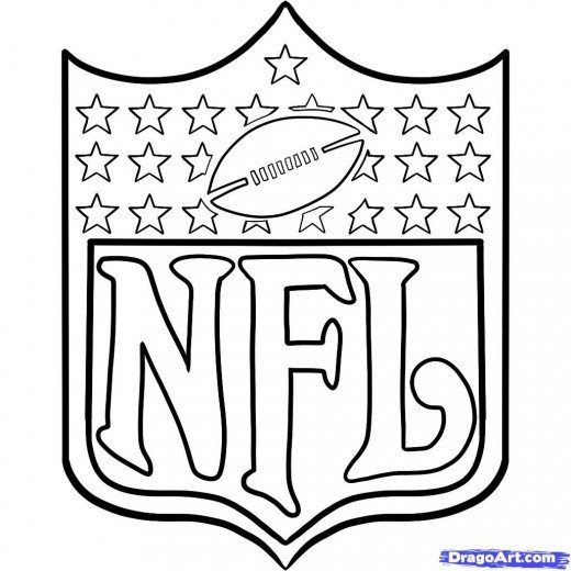football coloring pages -